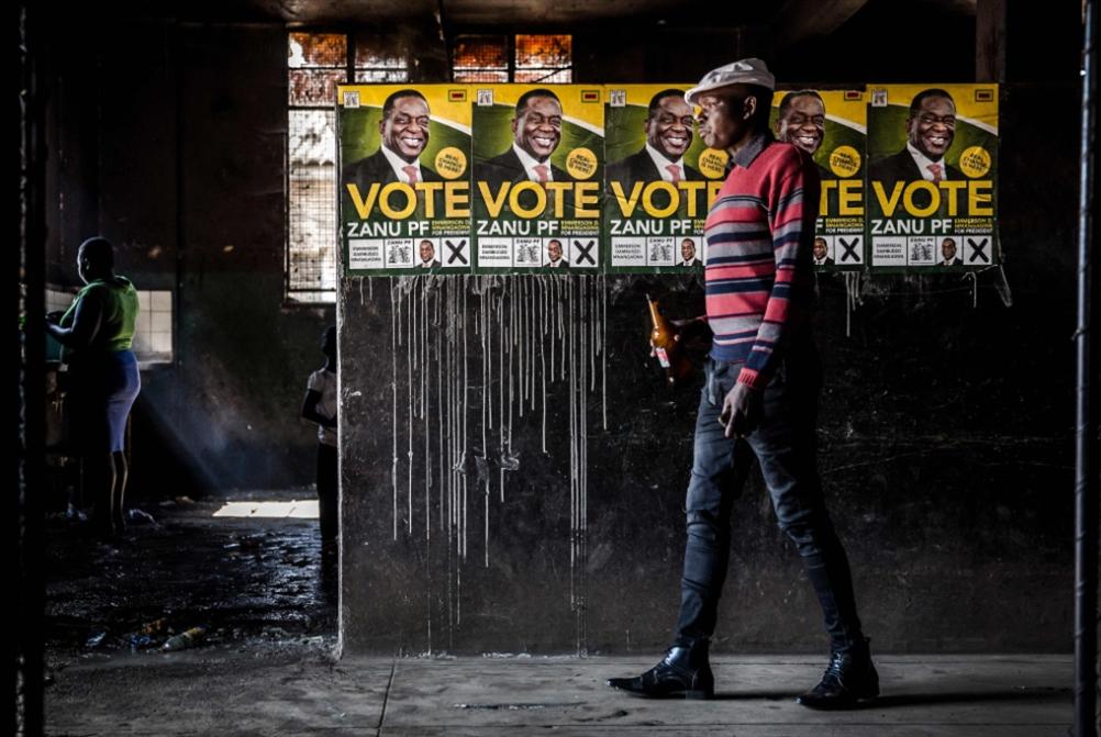 انتخابات زيمبابوي بلا موغابي: هل تؤدي واشنطن دوراً؟