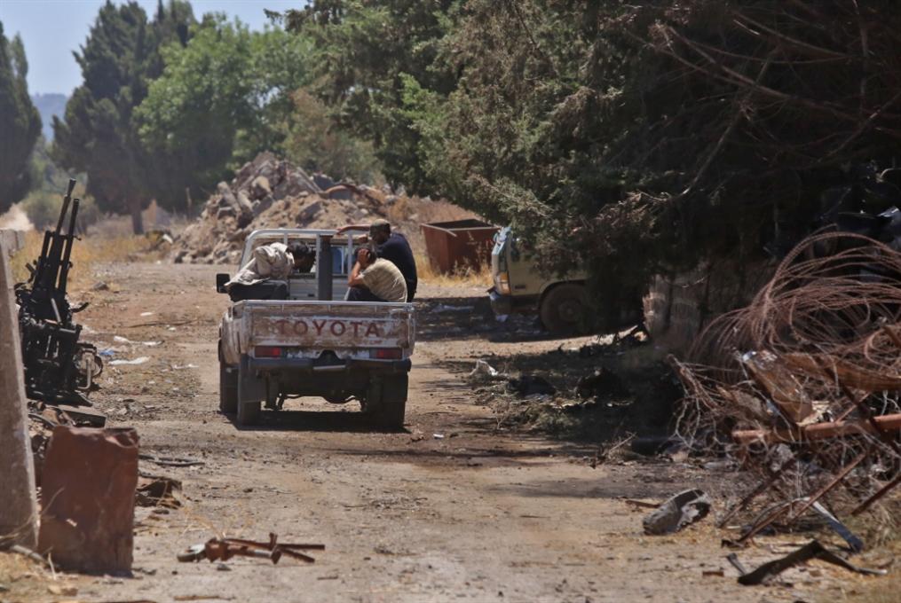 اجتماعات سوتشي تنطلق اليوم: عمليات وادي اليرموك مستمرة