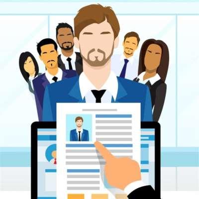 مقابلة عمل واحدة تكفي للحصول على وظيفة