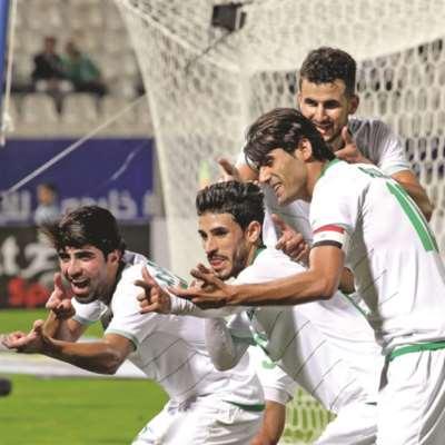 العراق من عمان إلى رام الله
