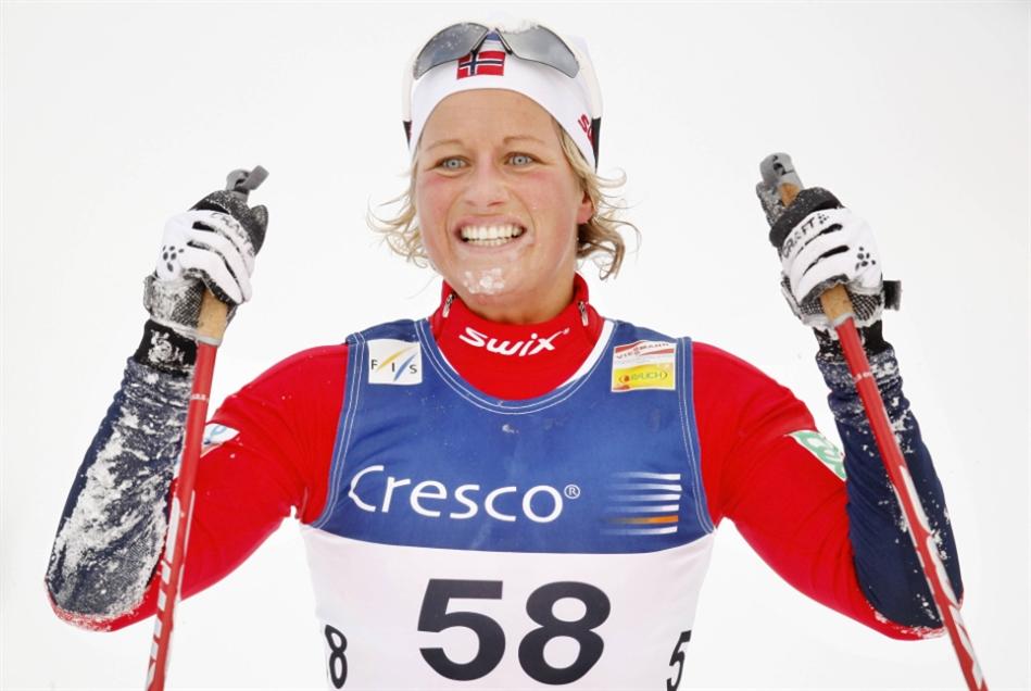 وفاة بطلة تزلج في حادث تزلج مائي