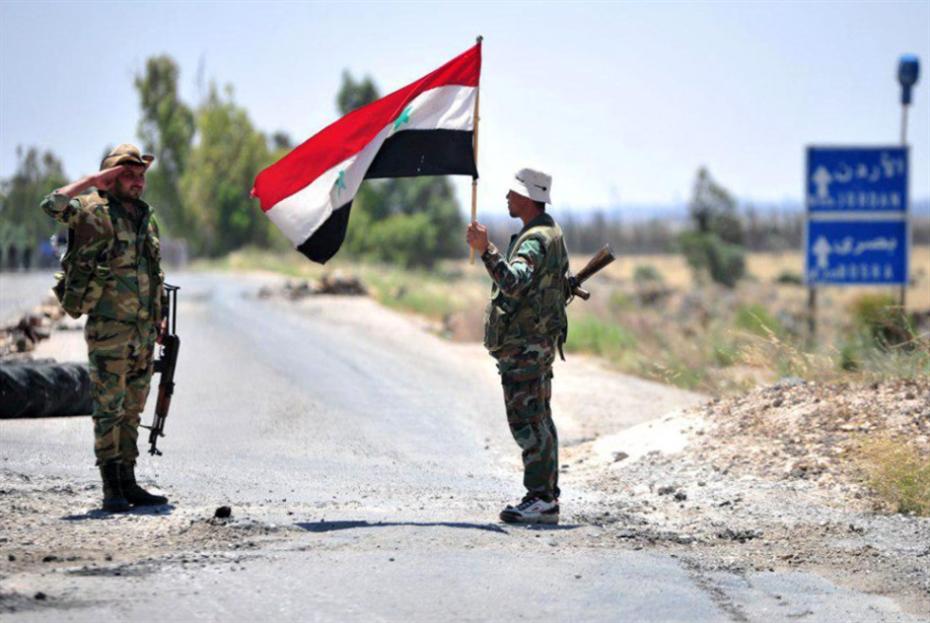 الأردن يدفع الفصائل  إلى «تسوية»  تشمل درعا والقنيطرة