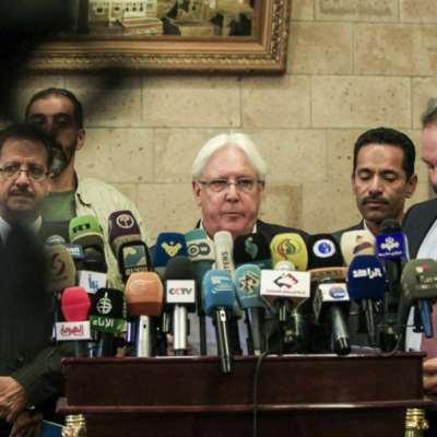 غريفيث: «محادثات مثمرة» في صنعاء