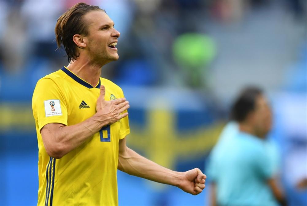 السويد لم يعد «مفاجأة»: فورسبيرغ يقود الفريق إلى دور الثمانية