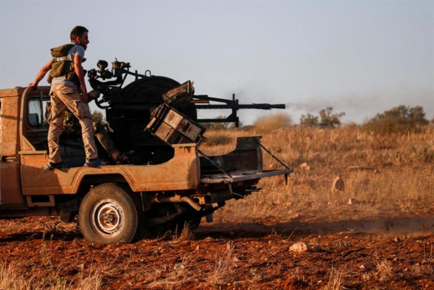 الجنوب السوري: فشل المفاوضات وعودة العمل العسكري