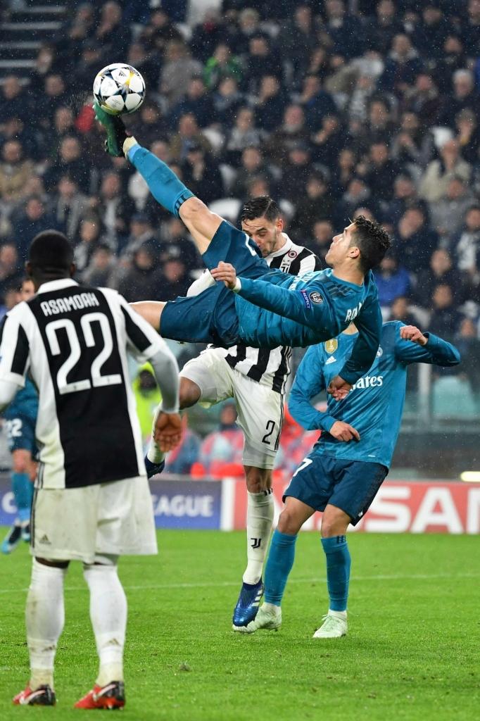 قبل 3 أشهر سجل رونالدو أحد أجمل الأهداف في مسيرته أمام يوفنتوس
