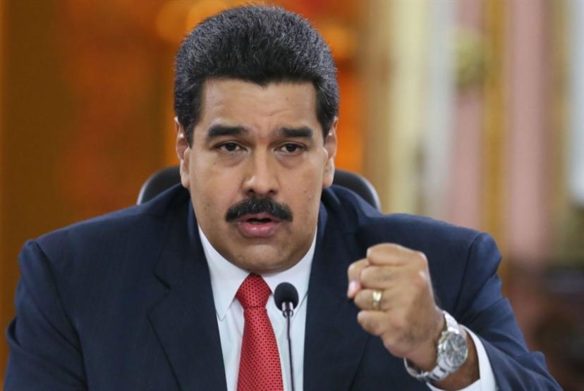 مادورو يدعو الجيش للتأهّب بسبب ترامب