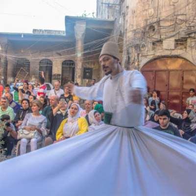 دراويش حلب على «باب النصر»