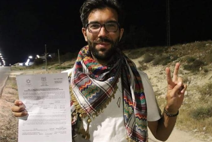 بنجامين لادرا أوقف عند أبواب فلسطين