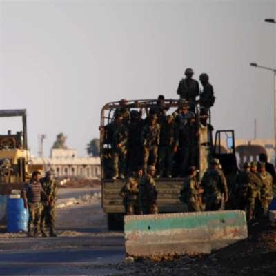 الفصائل تحت ضغط «نار التسويات» | تهاوي الحدود مع الأردن:  الجيش على معبر نصيب