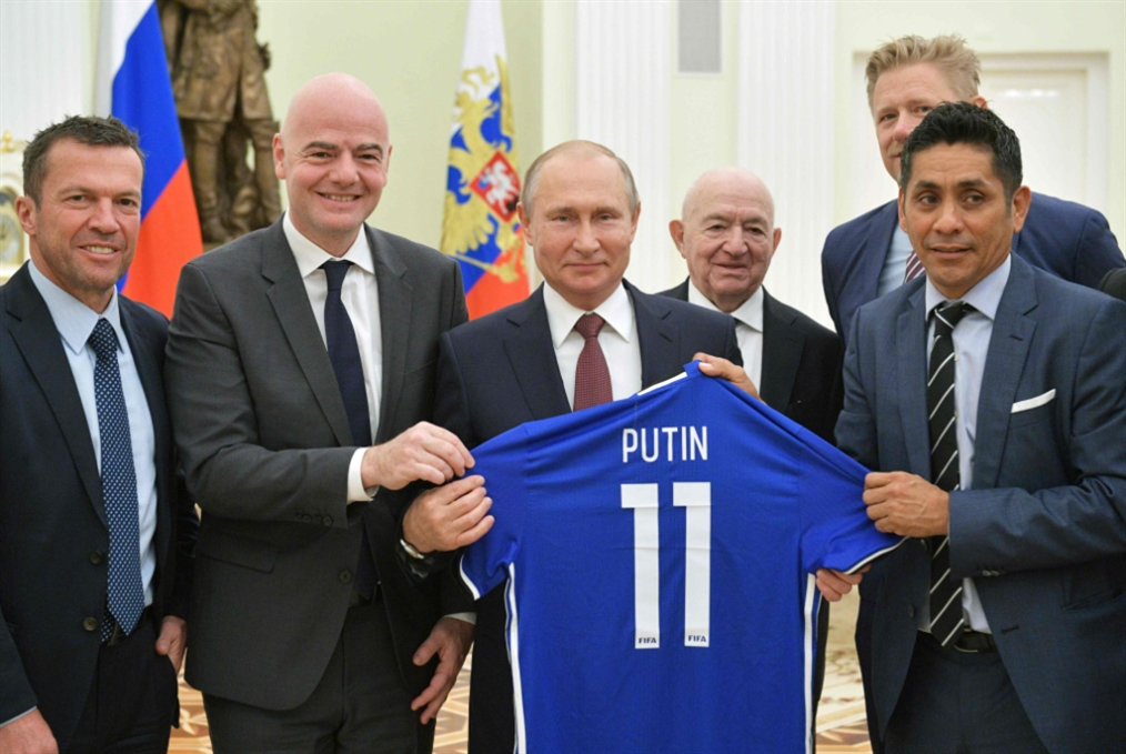 وقعنا في حب روسيا