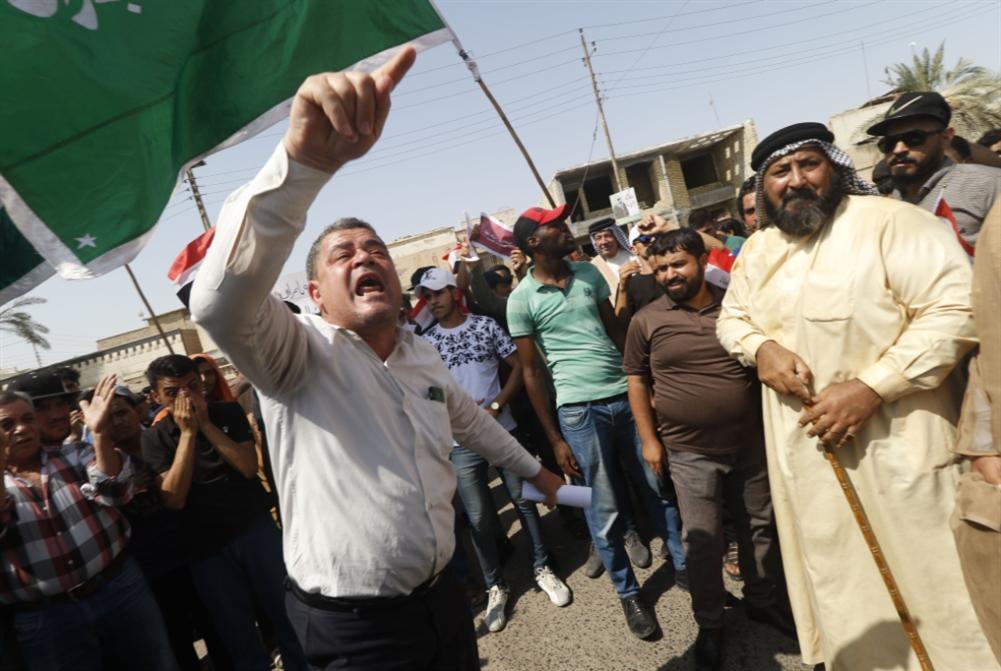 الصدر يحتفظ بصدارة الانتخابات بعد إعادة الفرز