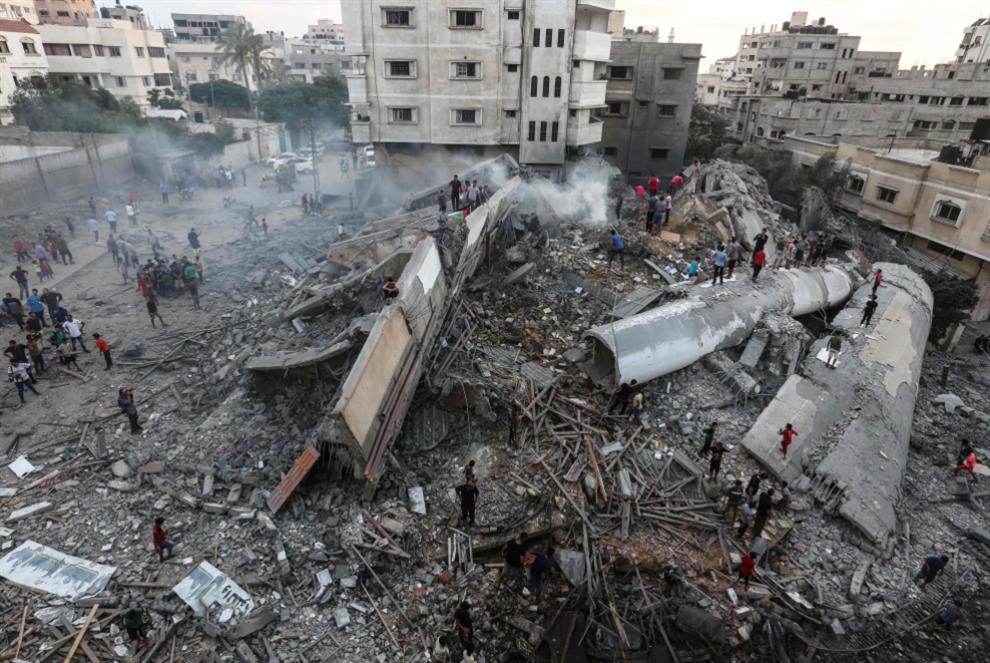 «مسيرة العودة»: شهيدان في غزة