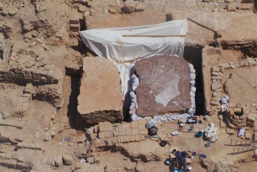 «التل الأثري»: هل عادت أعمال البناء فجأة؟