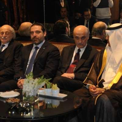 الحريري وجنبلاط وجعجع:  معاً في الحكومة وخارجها