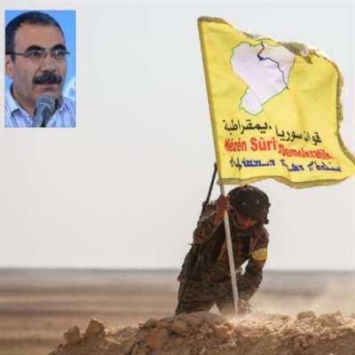 ألدار خليل: واشنطن تؤيّد الحل التوافقي في سوريا
