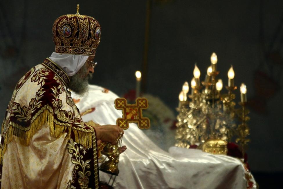 توقيف راهب متهم بقتل أسقف «أبو مقار»