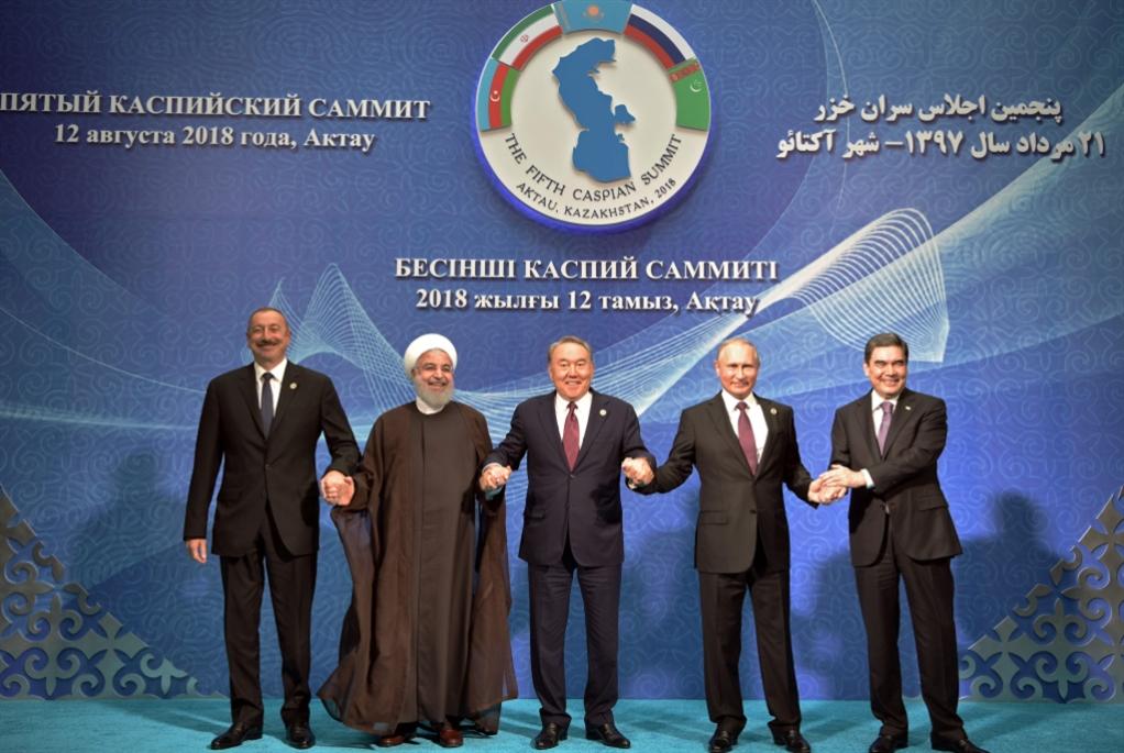 بحر قزوين: اتفاق تاريخي يمهّد لنهاية سعيدة
