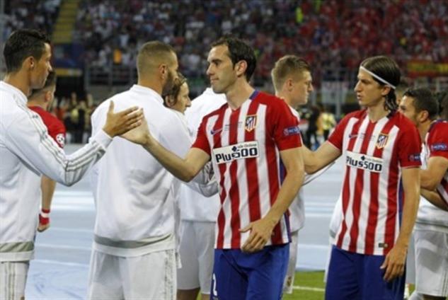 قطبا مدريد جاهزان للموقعة الأربعاء