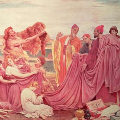 جوزفين كرولي كوين:  شبح اسمه الفينيقيون؟