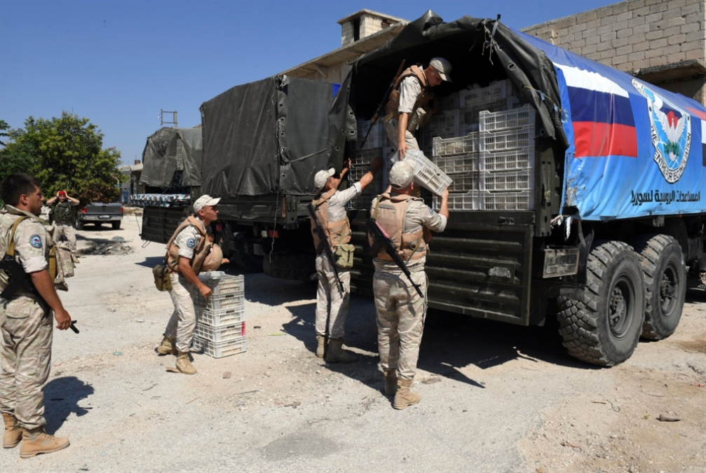 حراك سياسي و«اقتصادي» دوليّ حول سوريا