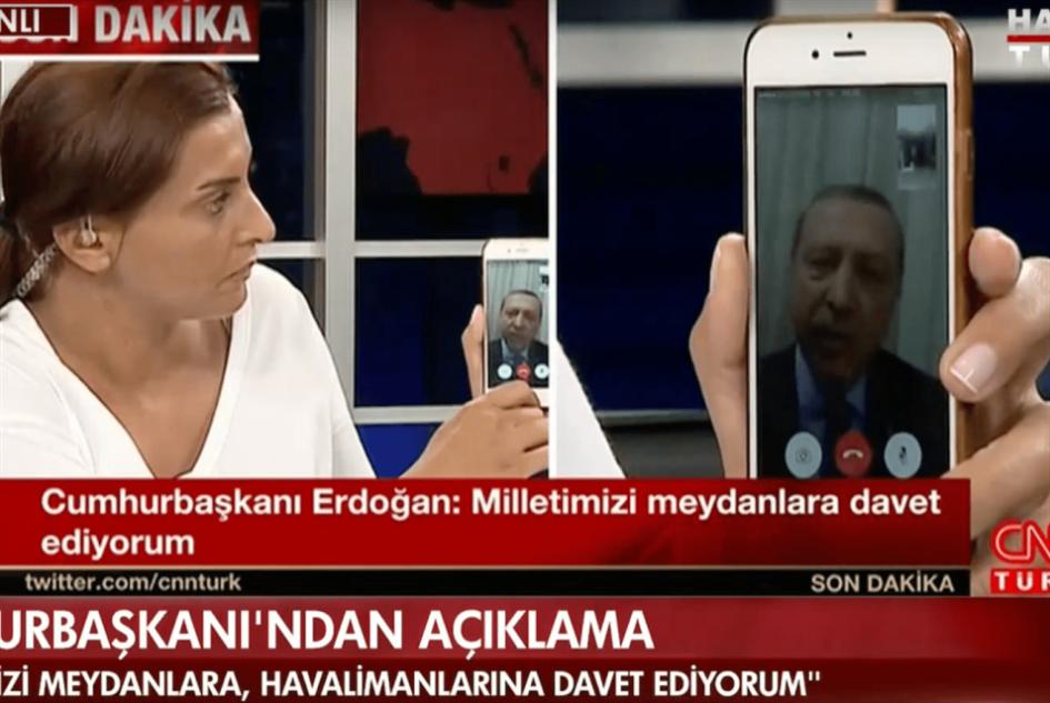 أردوغان «يعاقب» واشنطن: سنقاطع الـ«آيفون»