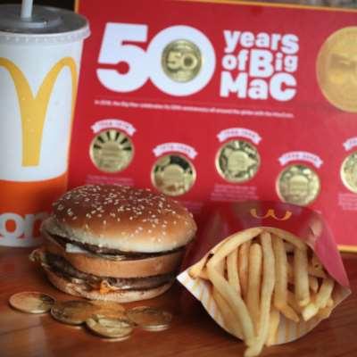 براز في سلَطات «ماكدونالدز» يسمّم المئات