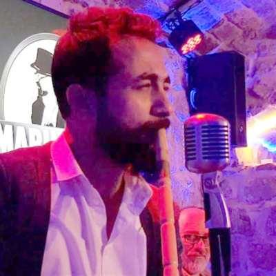 أحمد اسكندراني: «الحرب موت، والموسيقى حياة»
