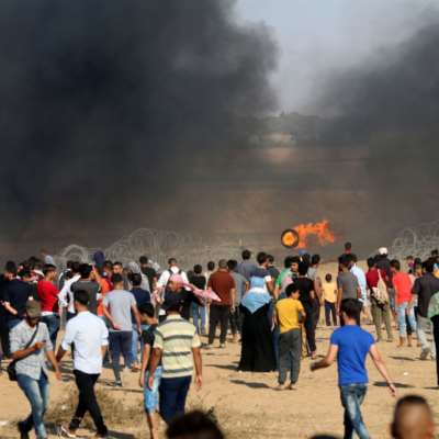 شهيد و100 إصابة في «نصرة القدس والأقصى»