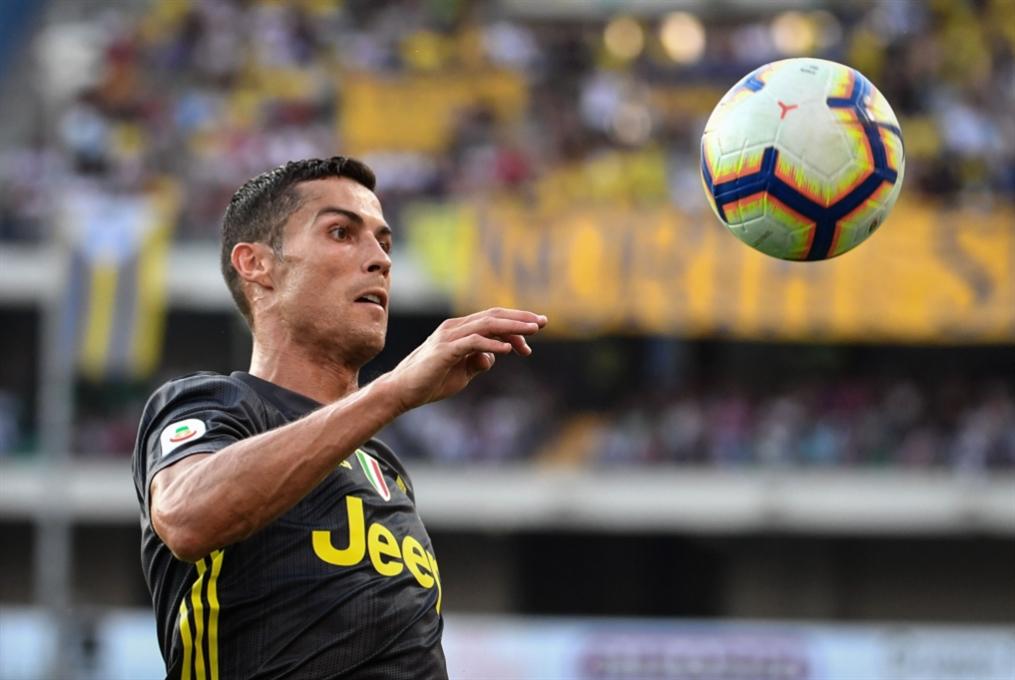 مباراة رونالدو الأولى: لا مهرجانات أهداف في إيطاليا!