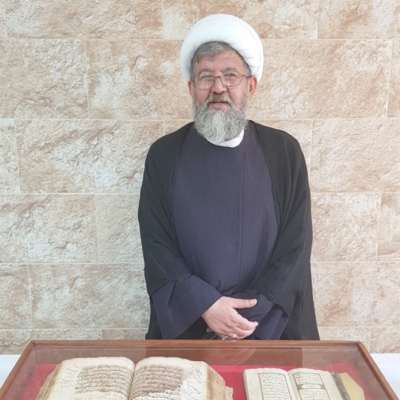 الشيخ علي خازم: القرآن كتـاب العرب الأوّل