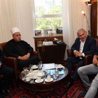 نتنياهو- طريف: رشوة الدروز لشرعنة يهودية الدولة!