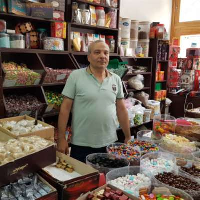 «السلام» في حمص: سكاكر وأمل بالرزق