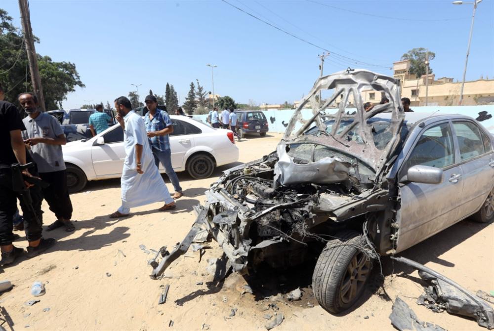 ليبيا | «داعش» يضرب مجدداً غرب البلاد... و«استنفار» حكومي