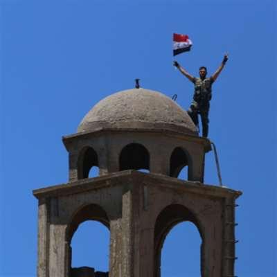 لقاء أميركي سوري في دمشق