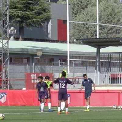 معسكر لأكاديمية ديفيد ناكيد في مدريد