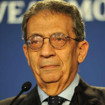 عمرو موسى ينافس السيسي في انتخابات 2022؟