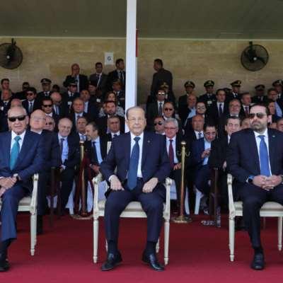 عون: يفتحون المعركة الرئاسية لأن جبران في رأس السبق