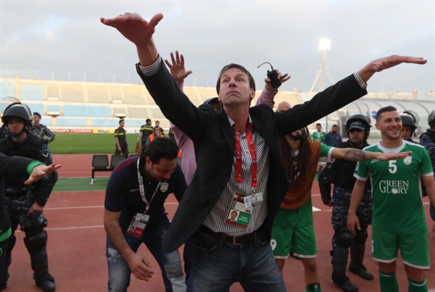 الأردني عبد الله أبو زمع مدرباً لـ«الأخضر»