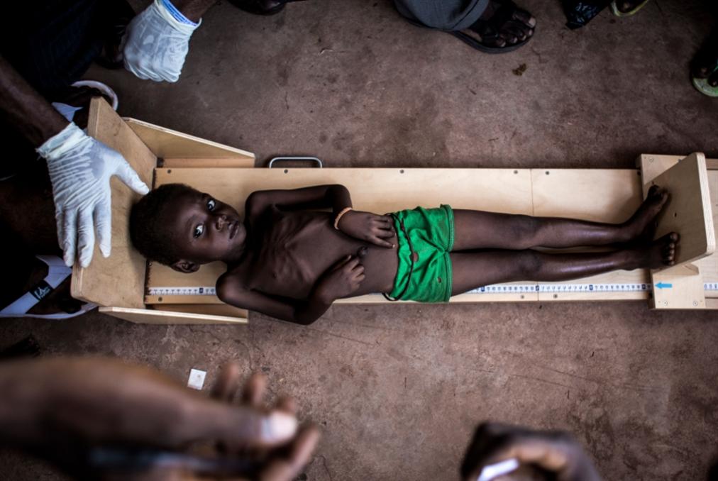خمسة ملايين طفل ضحية النزاعات في أفريقيا