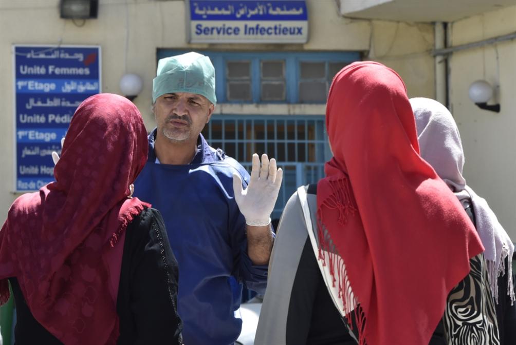 الجزائر «في زمن الكوليرا»