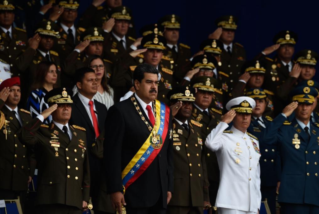 مادورو: كولومبيا حاولت اغتيالي