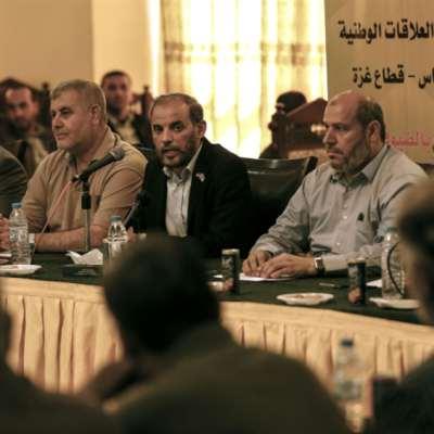 «حماس» تسمع مُعارضيها: بنود الورقة المصرية للمصالحة