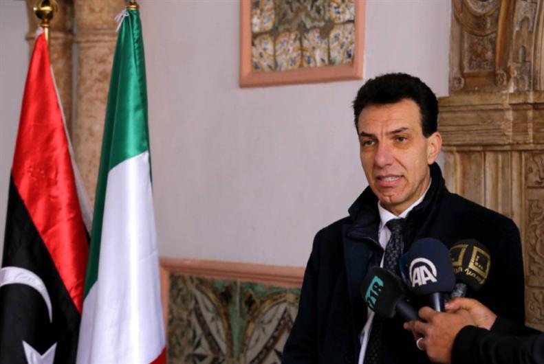 ليبيا | تصريحات السفير الإيطاليّ تُحيي الحساسيّة تجاه المستعمر القديم