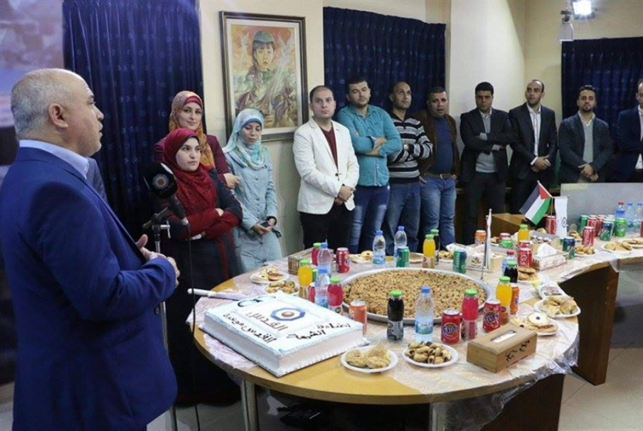 قناة «القدس»: صرف بالجملة في بيروت
