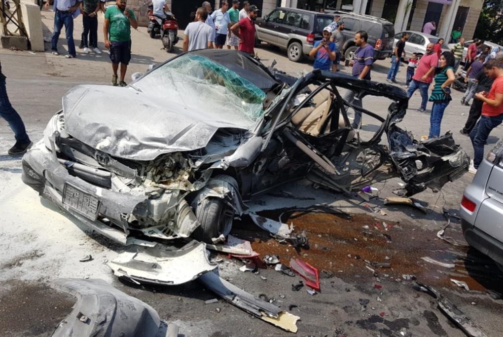 شاحنة بشامون: قتيل و10 جرحى