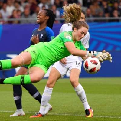 سيدات فرنسا تتعادلن سلبياً مع نيوزيلندا