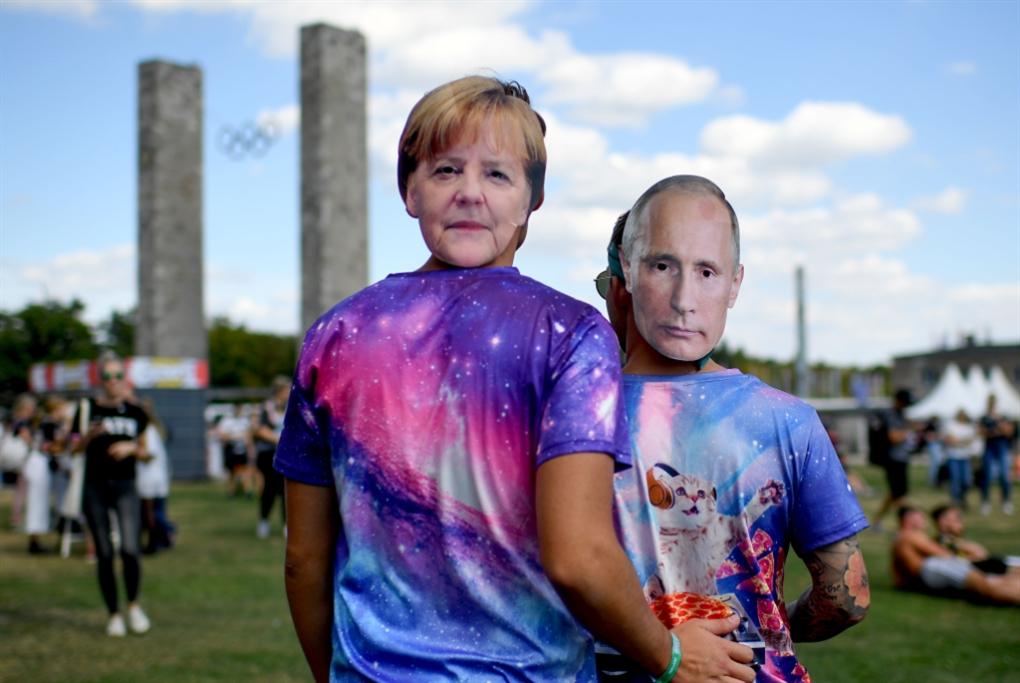 هل تشارك ألمانيا الأميركيين في قصف سوريا؟