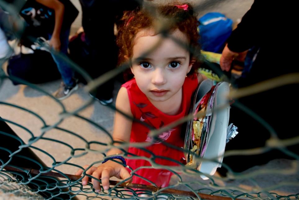 عودة نازحين إلى سوريا