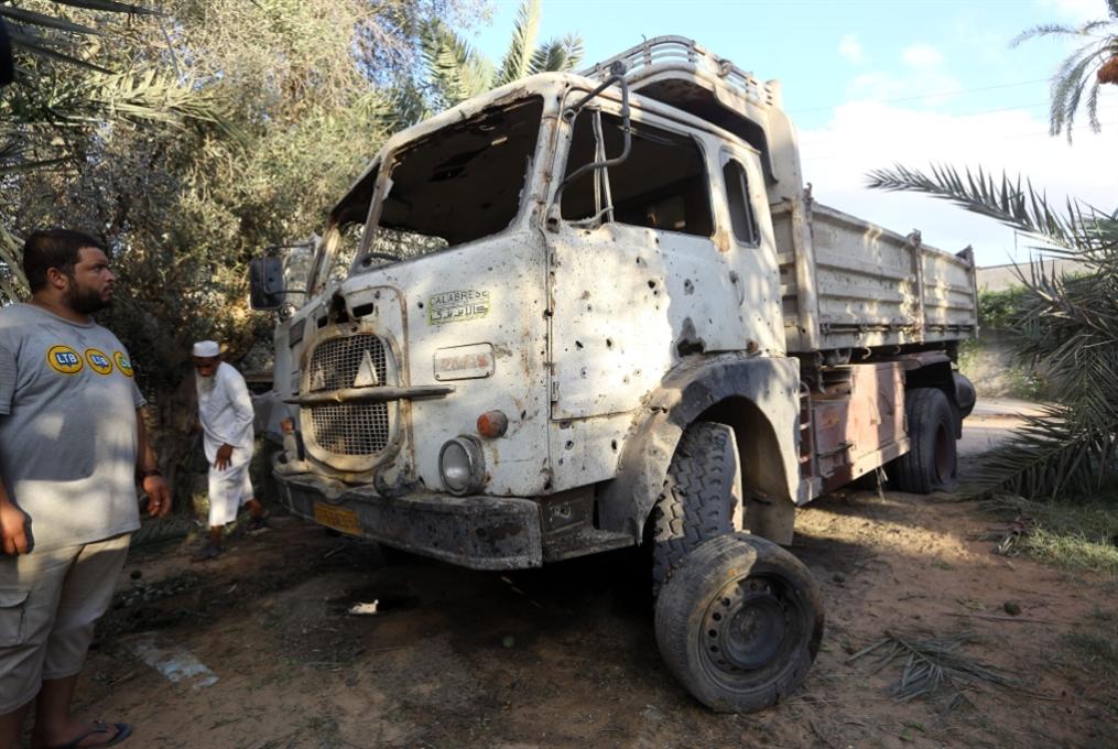 «الوفاق» تفشل في إيقاف اشتباكات طرابلس